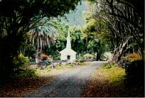 Photo - Kalaupapa - Missionary Church, Molokai, Hawaii