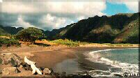 Photo - Halawa Valley from Kawili Beach