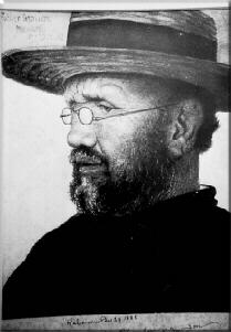 Photo - Father Damien, Kalaupapa, Molokai, Hawaii