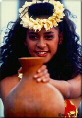 Photo - Beautiful hawaiian woman, Molokai, Hawaii