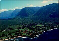 Photo - Makanalua Peninsula, Kalaupapa, Molokai, Hawaii