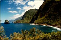 Photo - North shore, Molokai, Hawaii